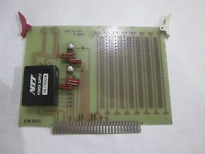 Yamato Scale Pcb Ew963 Used Ew 963 Printed Circuit Board