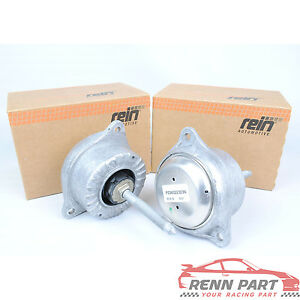 Porsche Engine Mount Set 911 Carrera 1989 2012 964 993 996 997 Rein