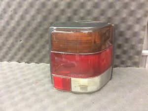 Rare 1989 1991 Subaru Justy Right Side Tail Light Assembly Nice