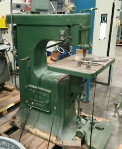 Wysong Miles Pin Router By Co Porter Machinery Series 610