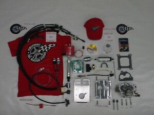 Efi Complete Tbi Fuel Injection Kit Stock Chevy 454 7 4l Marine Application Boat