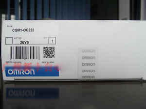 Omron Cqm1 oc222 Control Systems And Plcs