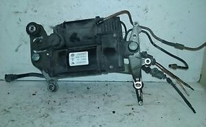 Porsche Cayenne Volkswagen Air Ride Suspension Pump Compressor 7l0616006d 0080