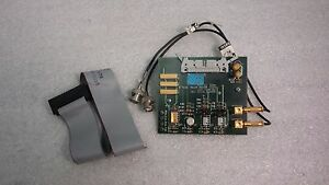 Nanometrics 8200 0298 rev 2 Preamp Board