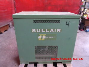 Sullair Refrigerated Air Dryer Model Ps Ii 280 Wc
