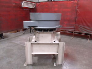 Gough Vibrecon Vibratory Separator classifier Screener Model Unknown