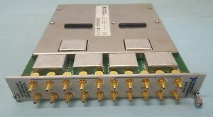National Instruments Scxi 1190 1 3ghz Quad 4 channel 50 Multiplexer