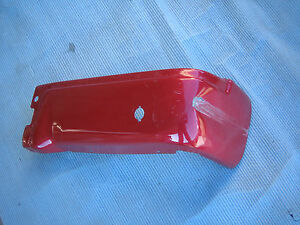 Ford F150 Pickup Rear Bumper Extention Right Side Oem Red 2009 2010 2011