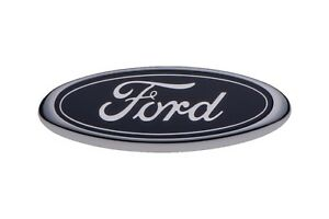 1998 2011 Ford Crown Vic Escort Focus Front Grille Emblem Oem New