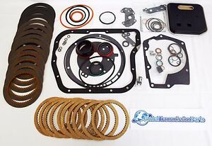 Dodge Chrysler 48re Transmission Basic Rebuild Kit Soft Parts Clutches Filter