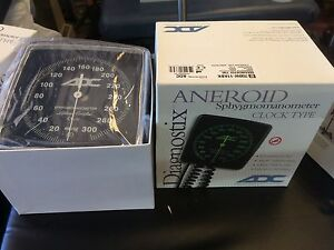Adc 750w 11abk Wall Mount Sphygmomanometer New In Box