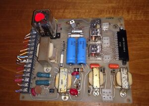Transworld 325v Power Supply Board 31342 came From A Working X ray Machine