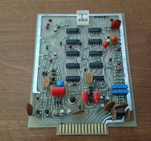 Transworld 325v Pc Board 02351 came From A Working X ray Machine