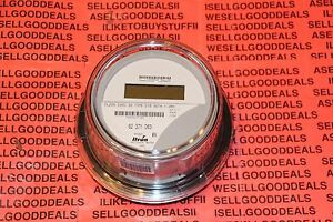 Itron Centron Cl200 240v 3w Type C1s 30ta 1 0kh Watthour Meter New