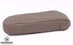 1995 Ford Bronco Eddie Bauer Driver Side Replacement Leather Armrest Cover Tan
