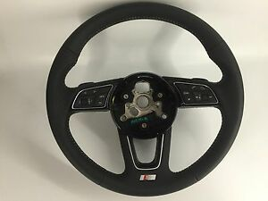 Audi S Line A4 S4 B9 2015 16 Steering Wheel Shift Paddles Dsg 8w0419091p