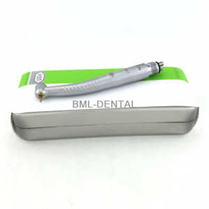 W h Dental Self Power Led Turbine High Speed Handpiece 4holes Oled Tk 98l