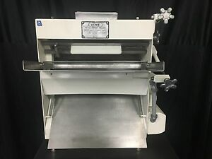 Acme Mr11 Double Pass 20 Wide Dough Sheeter Roller