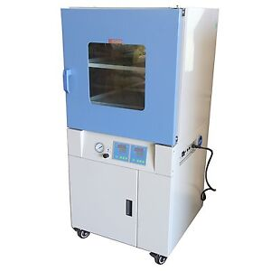 3 2 Cu Ft 18x18x18 Lab Vacuum Oven Degassing Drying Oven 482f Herbal Extraction