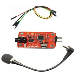 Simplevr Speaker independent Voice Recognition Module arduino Compatible