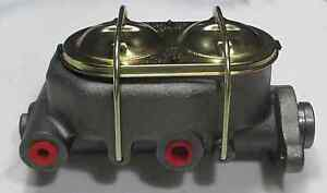 Gm Cast Iron Master Cylinder 1 Bore Universal Hot Rod Muscle Car Classic
