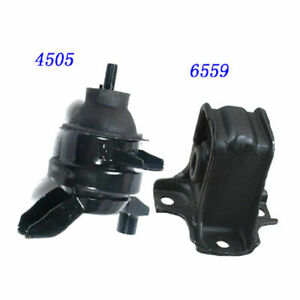 For 1997 2001 Honda Prelude Base 2 2l M240 4505 6559 Engine Motor Mount Auto New