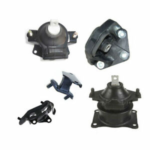 For 2003 2007 Honda Accord 3 0l V6 Auto Engine Motor Transmission Mounts
