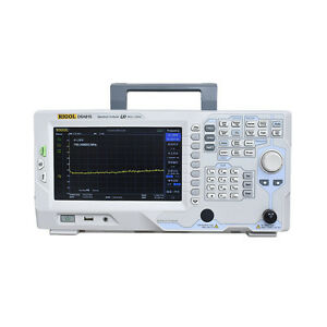 Rigol Spectrum Analyzer All digital If Dsa815 tg With 1 5ghz Tracking Generator