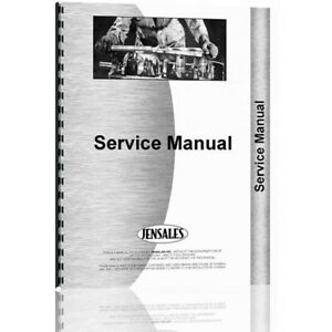 For Caterpillar 20 Operator Equipment Service Manual new ct oands 20 Gdr
