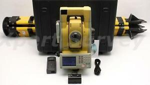 Topcon Gpt 9005a 5 Reflectorless Robotic Total Station Gpt9005a Gpt9005