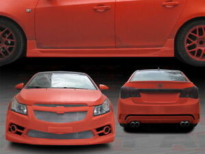 Striker Style Complete Kit For Chevy Cruze 2011 2015