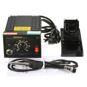 110v 220v 75w Frequency Change Desolder Welding 936 Power Iron Soldering Station