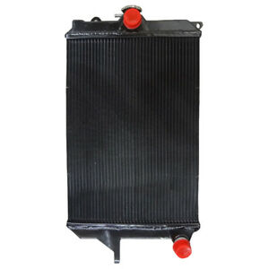 87688523 Radiator For Case Skid Loader 410 430 435 440 420ct 440ct 445ct 450ct