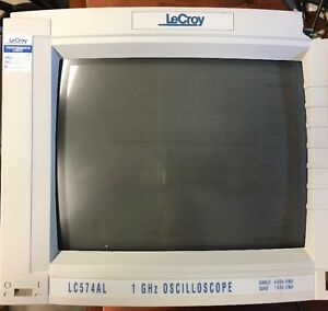 Lecroy Lc574al Monitor Assembly