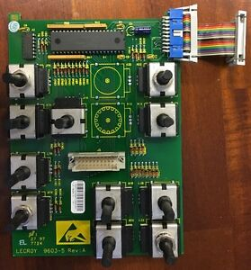 Lecroy Lc574al Encoders Assembly