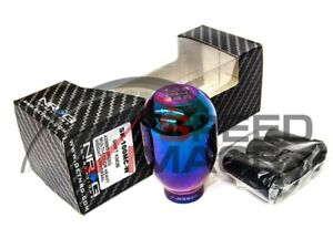 Nrg 5 Speed Neo Chrome Weighted Shift Knob Universal Type R Sk 100mc W