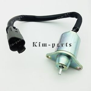 New Fuel Solenoid Tk 42 0100 Fit For Thermo King Engine