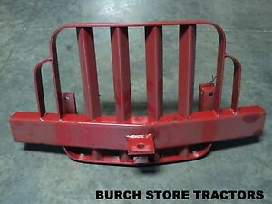 New Massey Ferguson 255 265 275 285 Tractor Front Bumper Usa Made