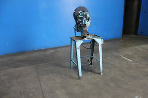 3 Ton Perkins Punch Press Metal Punch