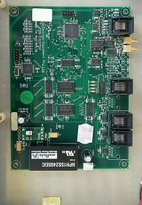 Gbc Scientific Equipment Plasma Optical Emissions Spectrometer Board 29 0340 00