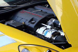 Chevy Vette C6 08 13 Ls3 Procharger P1sc1 Supercharger Ho Intercooled Tuner Kit