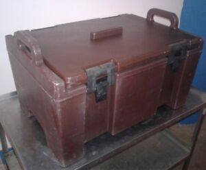 Cambro Upc100 Top load Hot cold Food Pan Carrier 40qt up To 3 Pans see Details