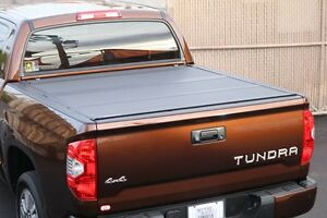 Bakflip Mx4 Tonneau Cover Fits 2007 2019 Toyota Tundra Crew Max 5 6 Bed 448409