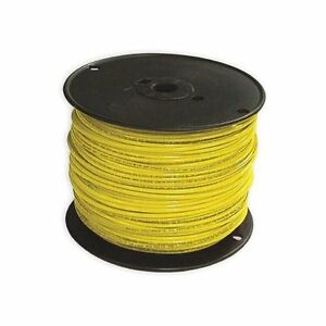 Southwire 12yel strx500 Thhn Stranded Single Wire 12 Gauge Yellow