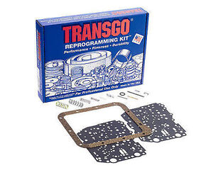 40 2 Transgo Reprogramming Shift Kit Performance Ford 1970 83 C4 Sk40 2