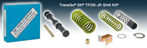 Chrysler Dodge Jeep Transgo Shift Kita500 A518 A618 Upgrade Kit Sk Tfod Jr