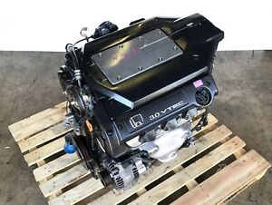 2000 2001 2002 Honda Accord Engine Coil Pack V6 3 0l Vtec Jdm J30a