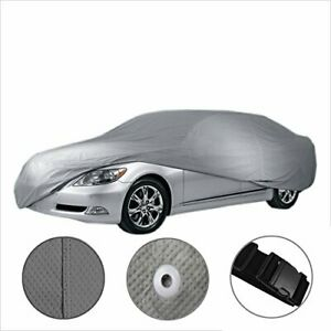 cct 4 Layer Weather waterproof Full Car Cover For Chevy Corvette C5 1997 2004