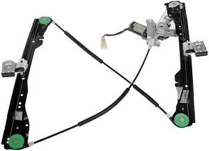 Power Window Motor And Regulator Assembly Front Left Fits 00 07 Ford Focus