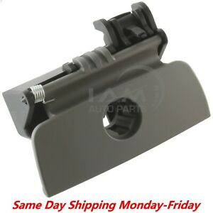 New Glove Box Latch Lock Handle Gray Dash For 2005 2009 Buick Lacrosse Allure